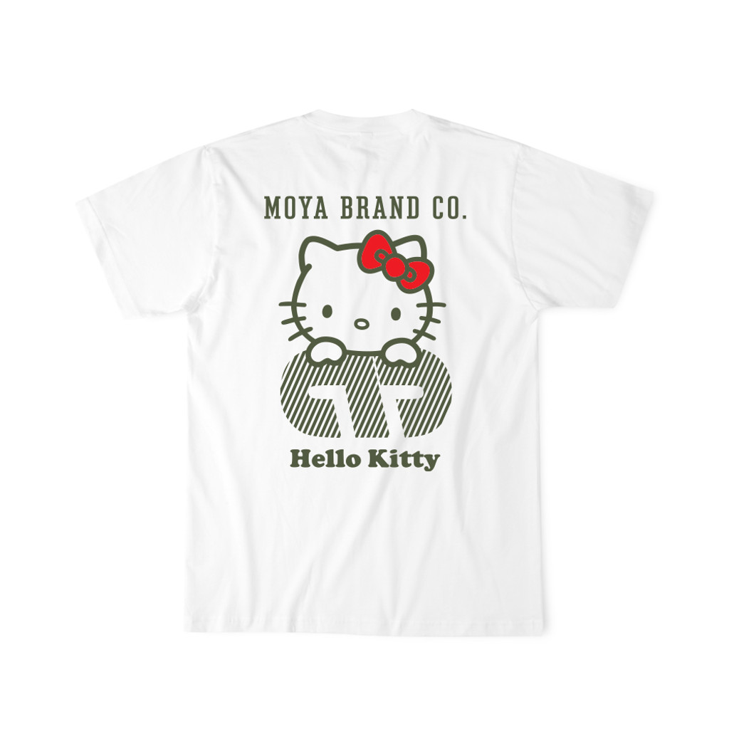 HELLO KITTY X MOYA  CORE TEE