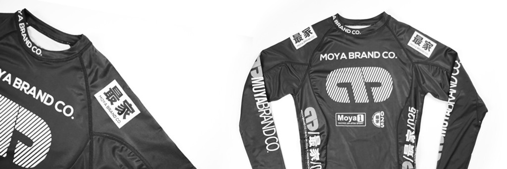 LONG SLEEVE RASHGUARDS