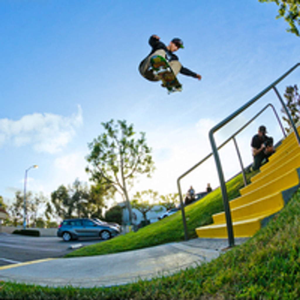 Brandon LeFever featured on The Skateboard Mag's Fresh Crops
