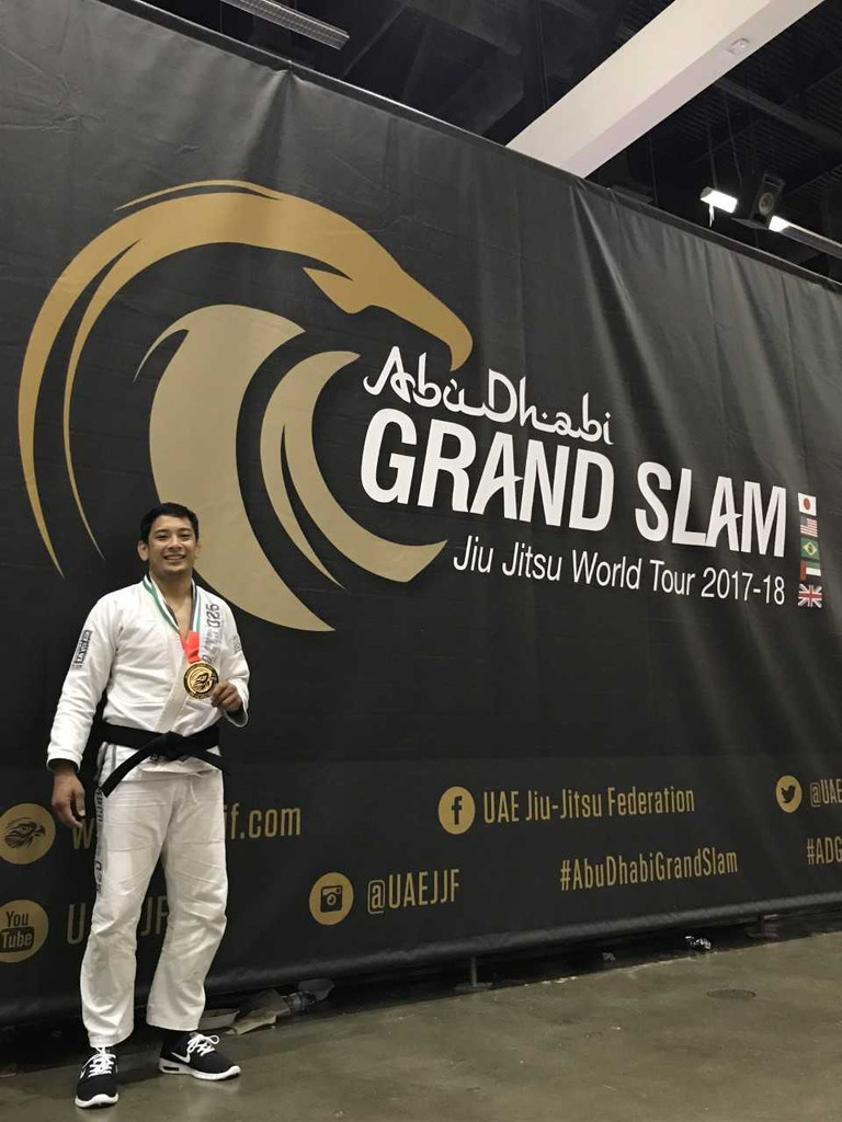 "Michael Cusi Black belt ""The Stronghold"" 2017!"