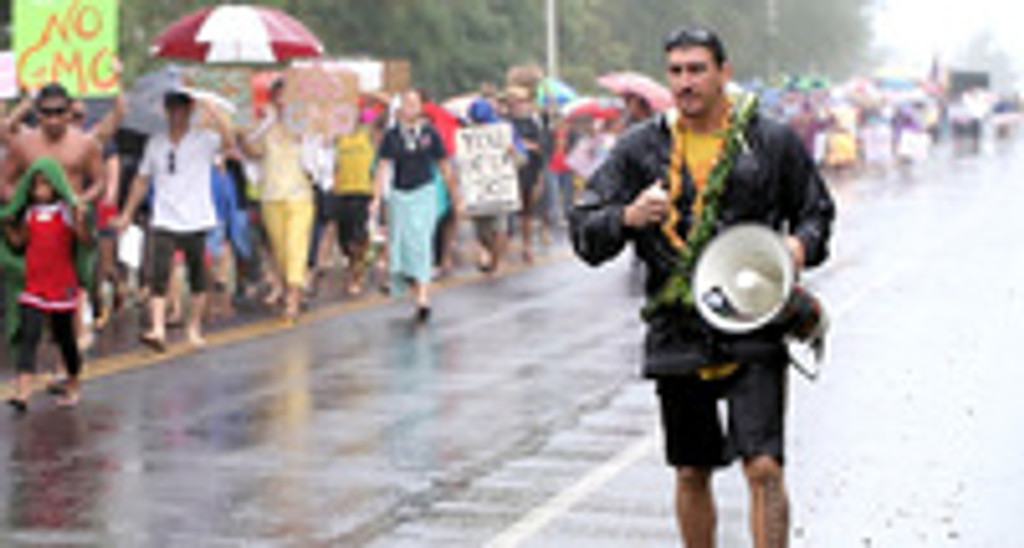 Dustin Barca on the quest to protect and restore the land and traditions of Kaua'i!
