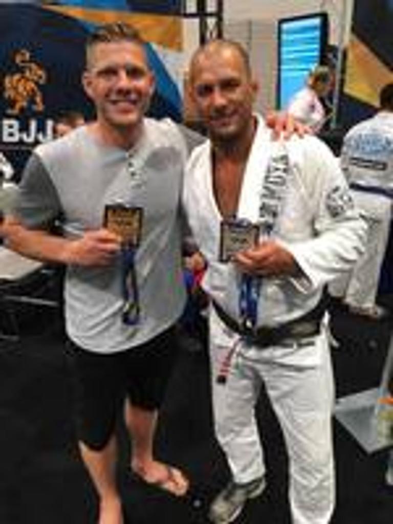 Rodrigo Medeiros (Black belt - Carlson Gracie/BJJ Revolution Team) wins Silver at Worlds 2016!