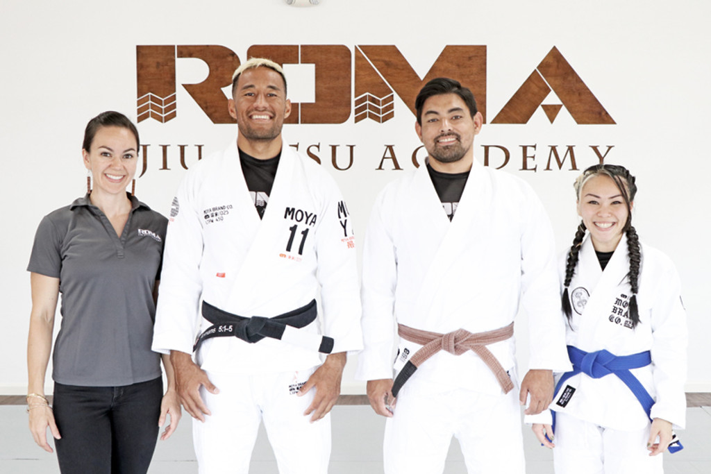 Roma Jiu Jitsu Academy, Hilo Hawaii Talks Overcoming Adversity During Trying Times: COVID19