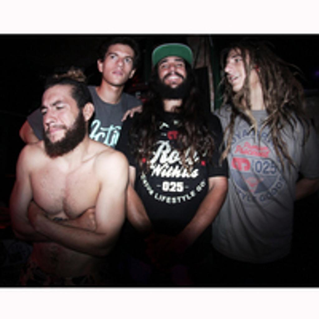 DMZ Surfboards & Big Tings Global present Reggae Rave feat The Originalites