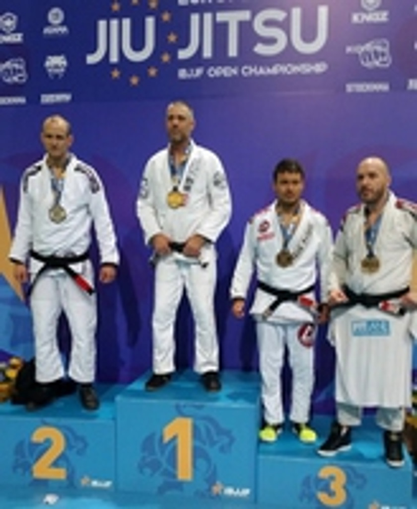 Tom Knox (Elite Team Visalia) & Lukas Matheus (Checkmat - Brasil) Win Gold @ European Open 2016!