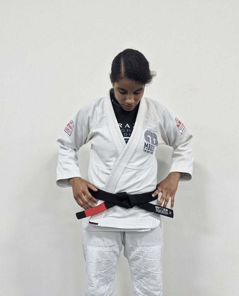 Vanessa Griffin - Crazy 88 (Team LI) -  Newest Black Belt in Town!