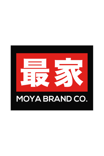MOYA KODE RED STICKER
