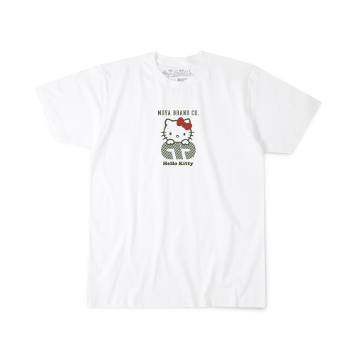 HELLO KITTY X MOYA  CORE TEE