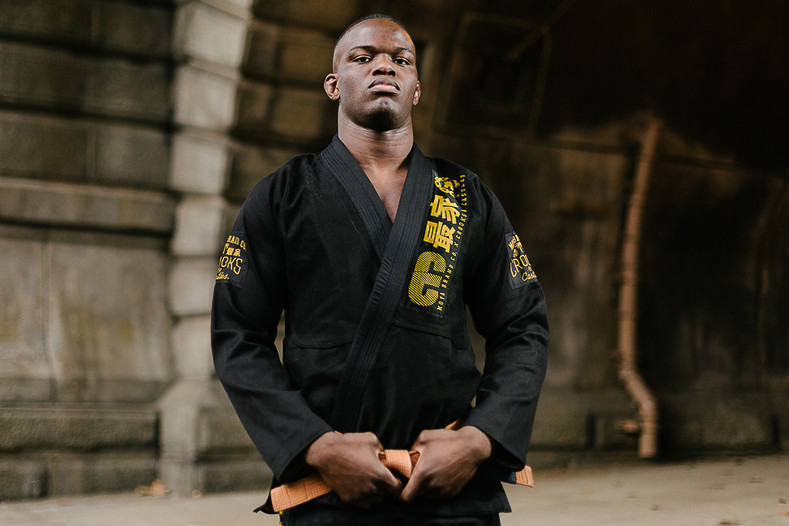 BJJ Black Belt Devhonte Johnson Opens Up On The COVID Quarantine Life in New Jersey