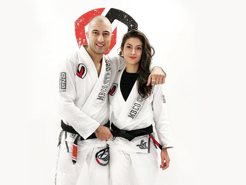 Asena Melike Agansoy - Turkey's First Female Black Belt 2018