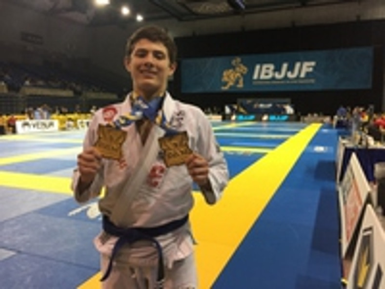 2016 IBJJF - Pan Ams, Irvine, CA - Photo Blog
