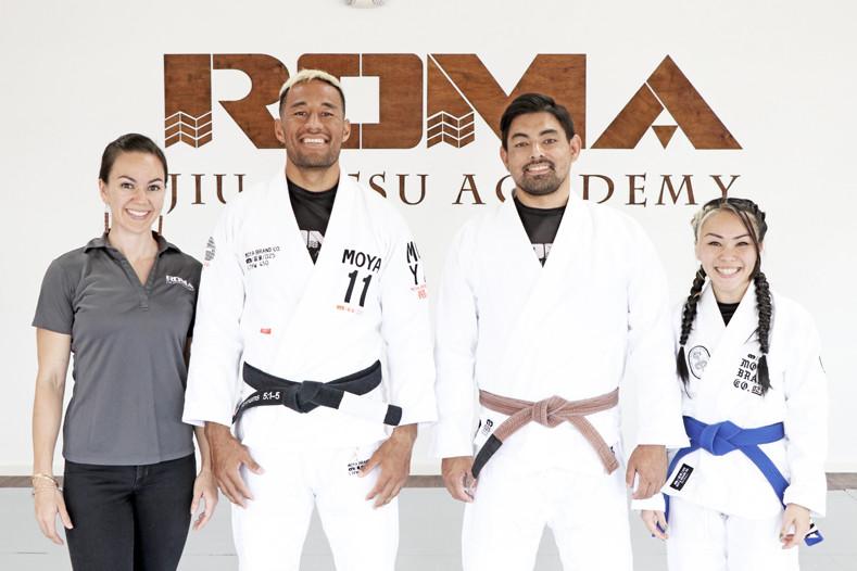 Roma Jiu Jitsu Academy, Hilo Hawaii Talks Overcoming Adversity During Trying Times: COVID19