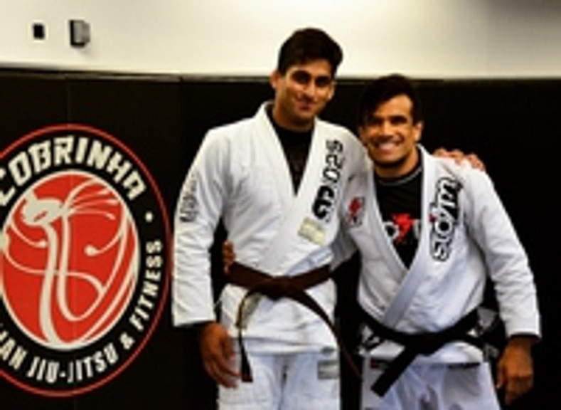 Rehan Muttalib (Cobrinha BJJ) - Promoted to Brownbelt!!  2016!