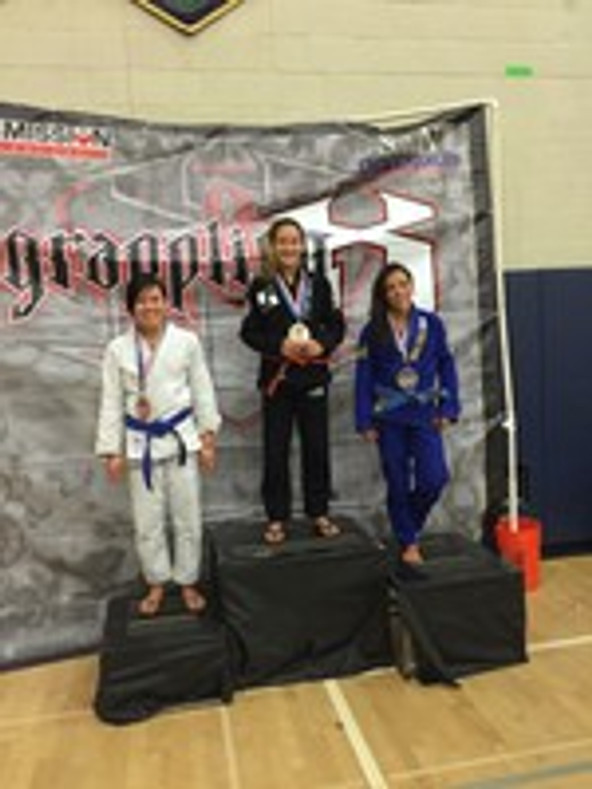 Alyssa Wilson (Checkmat HQ) Moving On Up With the Big Girls 2016!