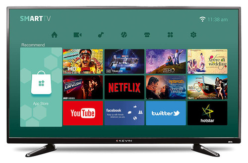Kevin (40 Inches)LED Smart TV