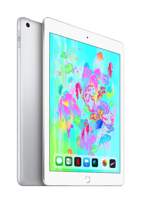 Apple iPad Silver