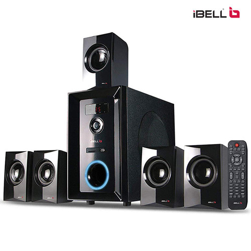 iBELL Home Theater USB/SD/MMC/AUX Function