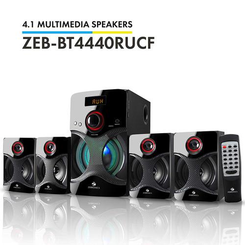 Zebronics Speakers