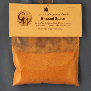 Blessed Space powder 1 oz