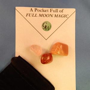 Full Moon Magic - Pocket Full of Stones