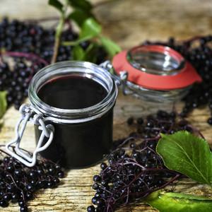 Elder Berry, Organic  1 oz.