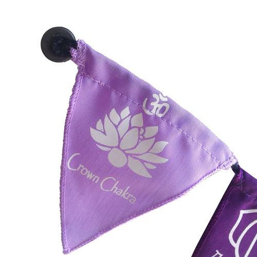 Inspirational Magnet Banner - Chakra - Handmade in Indonesia - Wisdom Arts