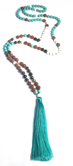 "Tassel color: ""turquoise"""