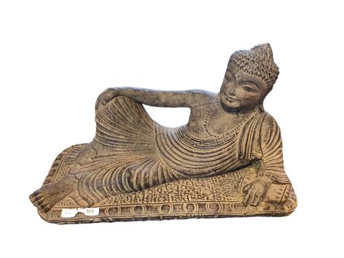 Laying Buddha statue