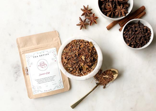 144 Santa's Cup Herbal Tea