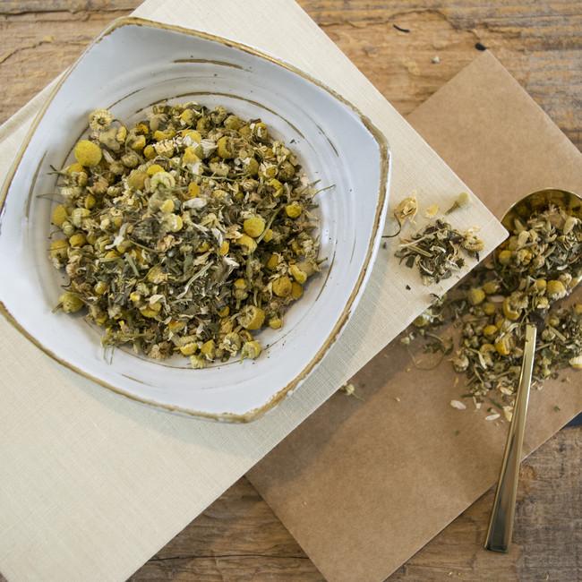 143 Minty Chamomile Herbal Tea