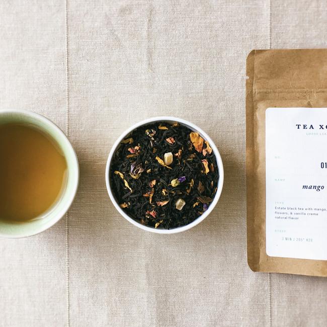 018 Mango Mambo Black Tea