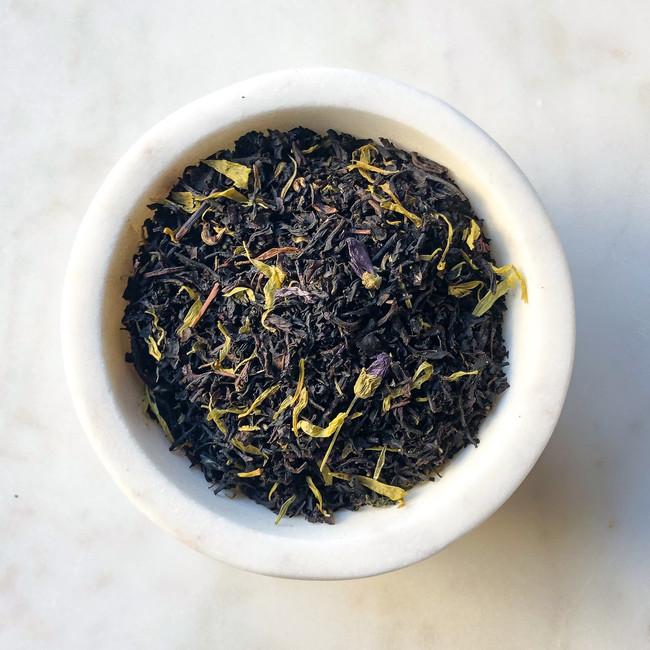 031 Col Earl Grey Black Tea by Tea Xotics