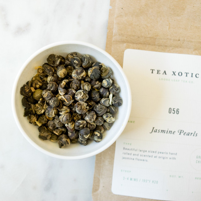 056 Jasmine Pearls