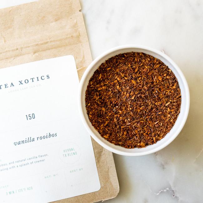 150 Vanilla Rooibos Herbal Tea