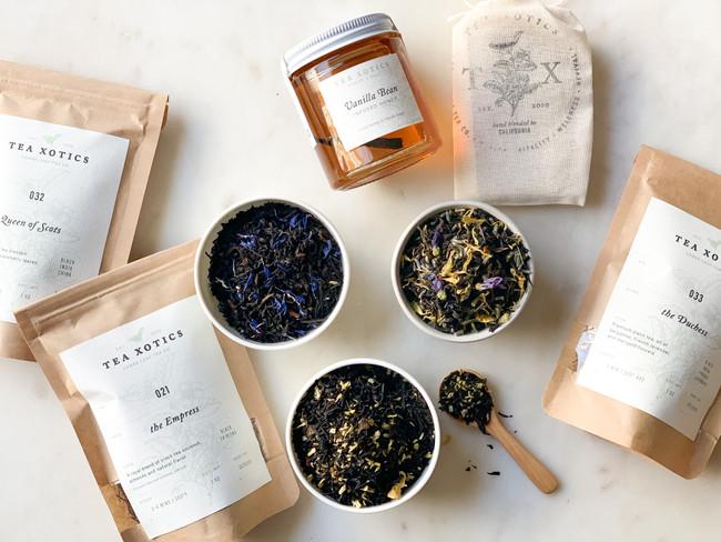 the Royals Tea Box