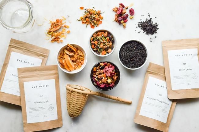 Botanical Infusion Kit by Tea Xotics