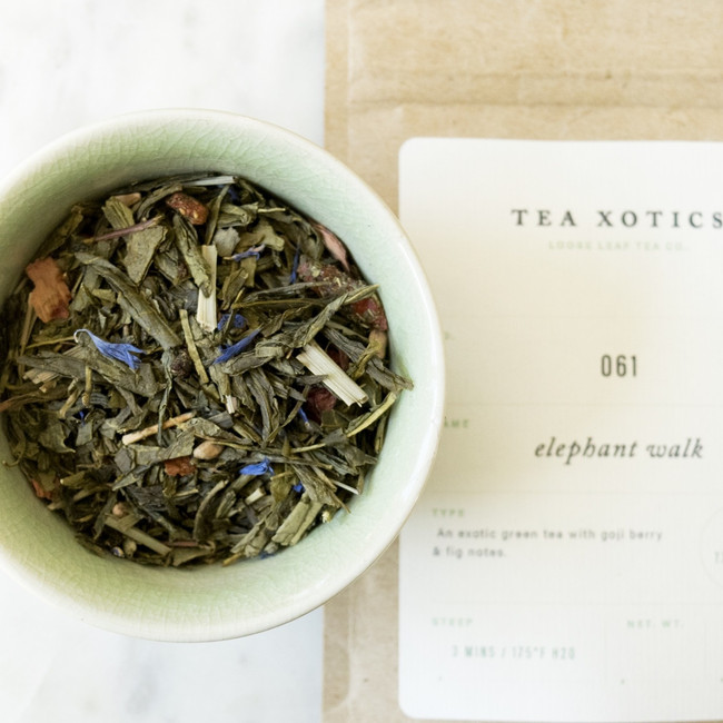 061 Elephant Walk Green Tea