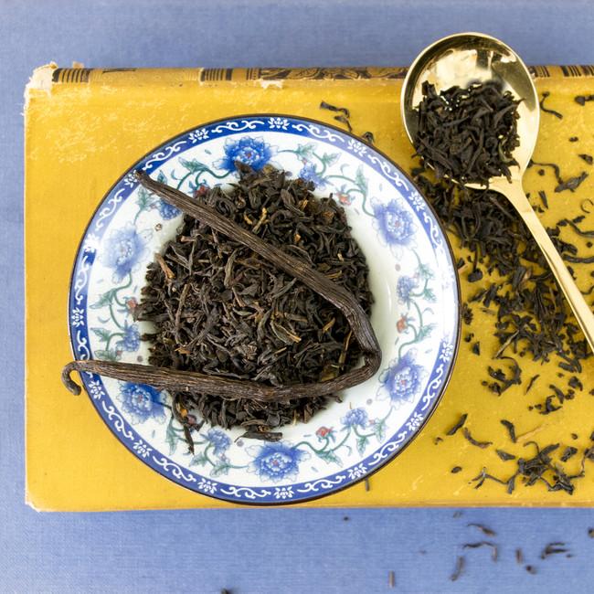 013 Assam & Vanilla Bean Black Tea