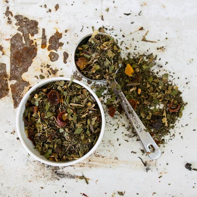 168 Detox Tisane Herbal Tea