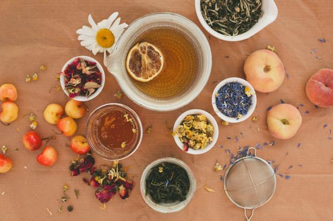 Basic Tea Brewing