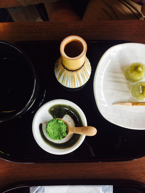 Matcha Made in Heaven!