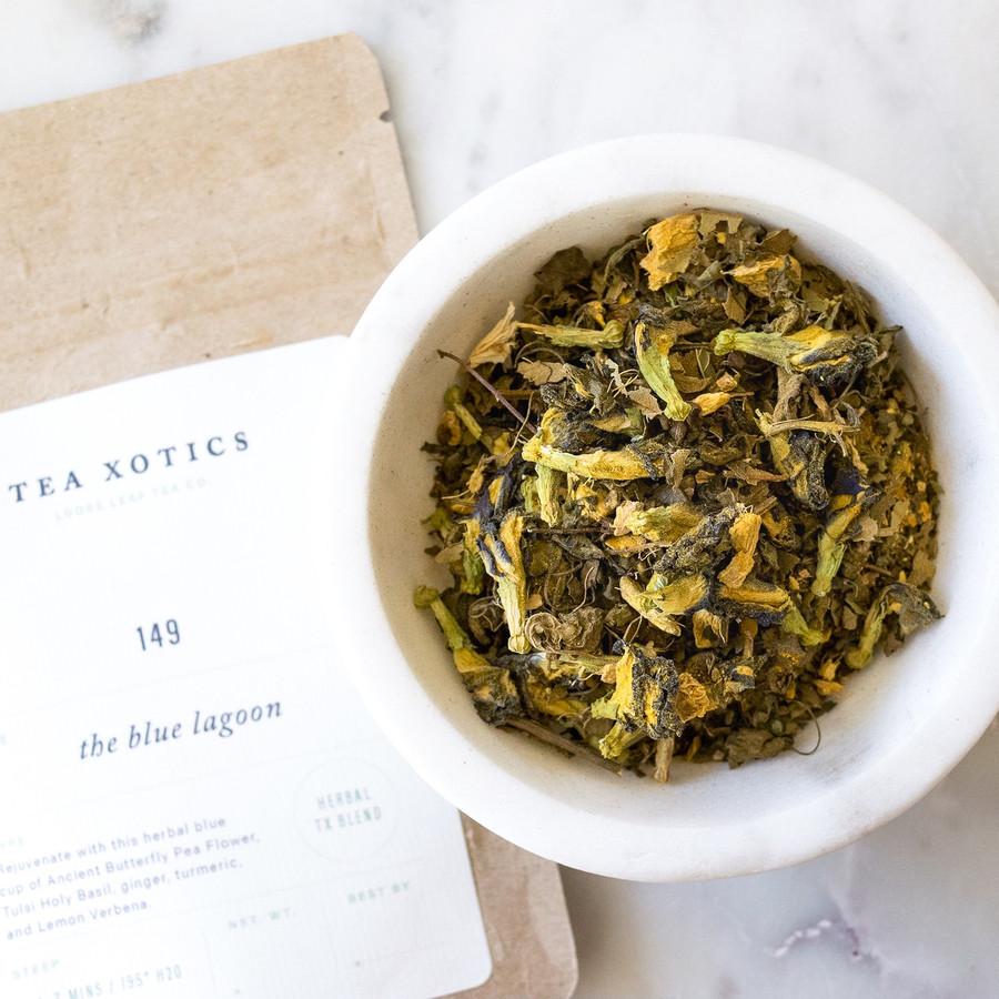 149 Blue Lagoon Herbal Tea