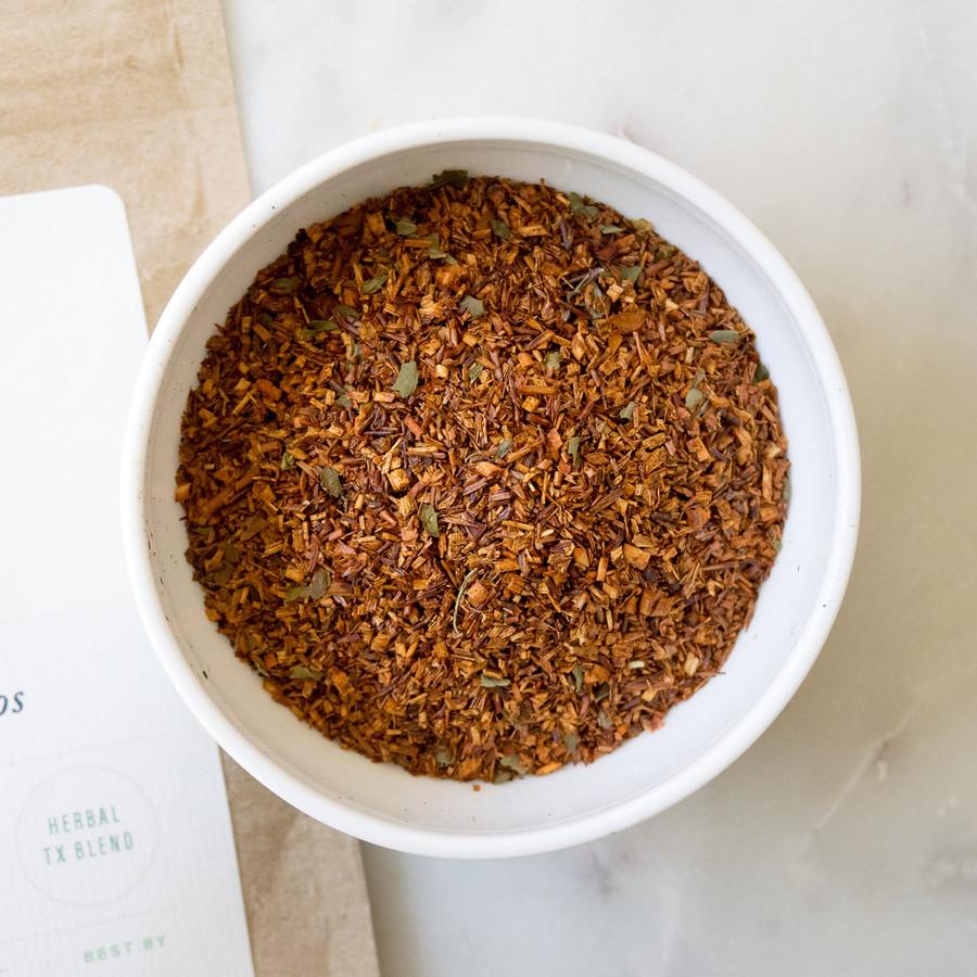 134 Coco Mint Rooibos Herbal Tea