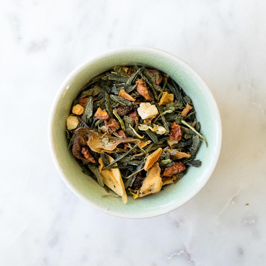 063 Green Dragon Green Tea