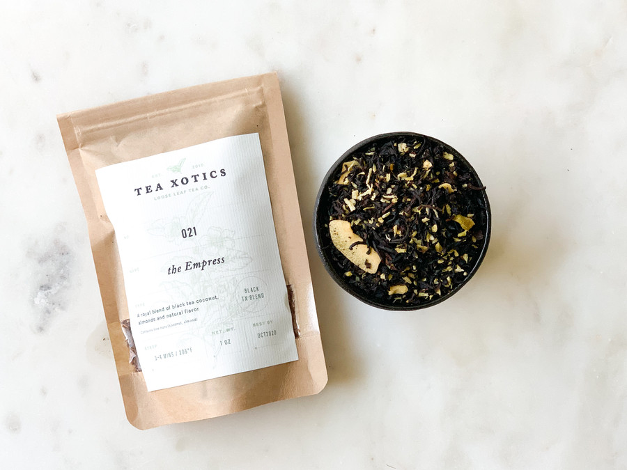 021 The Empress Black Tea