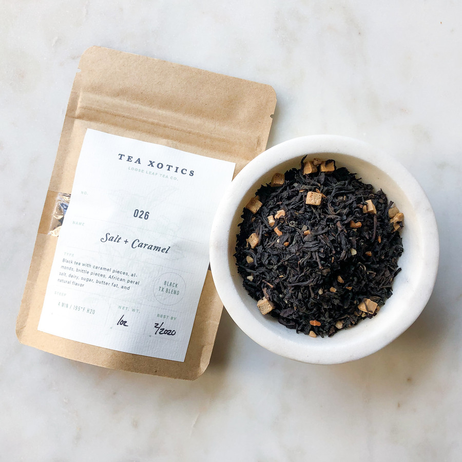 026 Salt + Caramel Black Tea