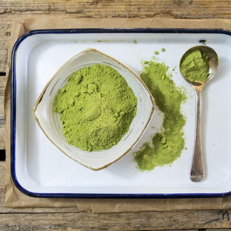 Matcha Organic Straight Up / Versatile and well rounded Organic culinary grade matcha green tea from Nishio, Japan