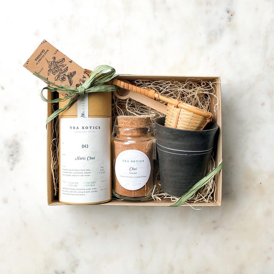Xotic Chai Gift Set