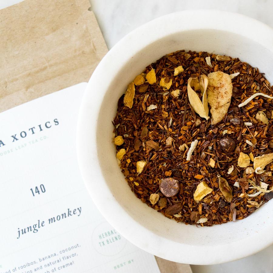 140 Jungle Monkey Herbal Tea