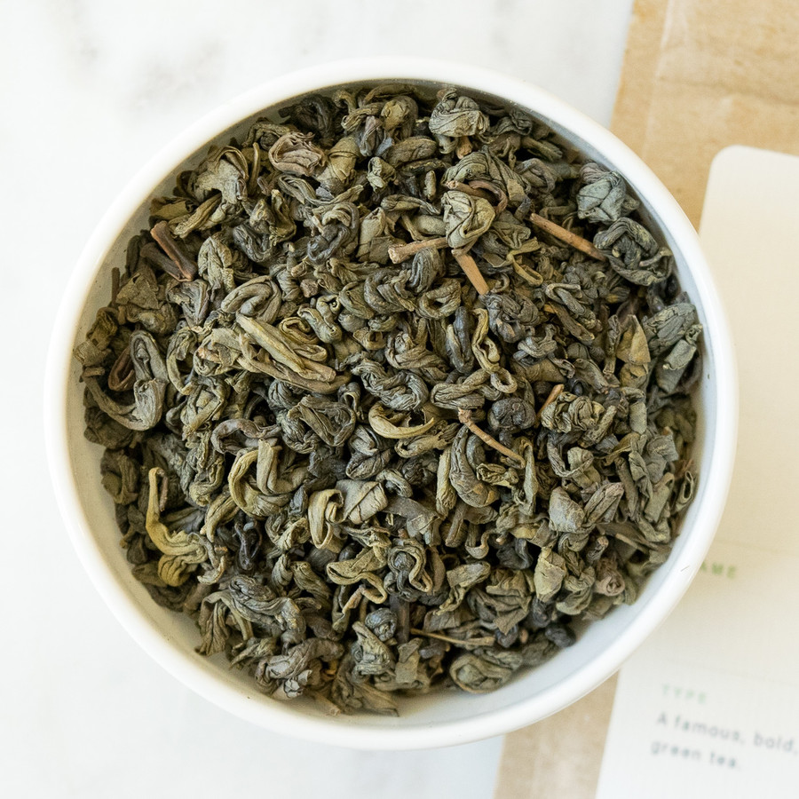 054 Gunpowder Green Tea